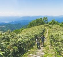 鷲ヶ岳登山